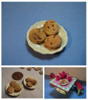 Chocolate Chip Cookies by Brookette