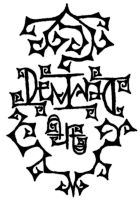 Deviant Art Ambigram by MastaAzumarek
