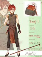tea essence: Sheng-Li by Sir-Cupid