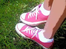 Converse by jordamtheclam