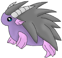 Fakemon:  Seakidna by Ket-Shi