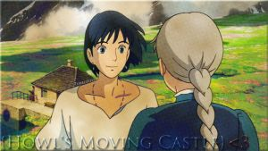 Howl's Moving Castle by TurboSilver