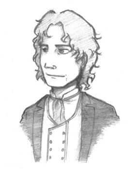 The Eighth Doctor by rainyd