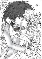 Lovers forever by eitho