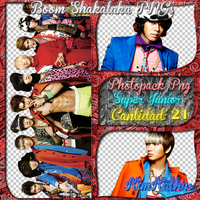 Super Junior (Mr. Simple) Pack PNG by KimKathy