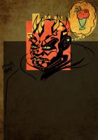 4for4: Darth Maul by JoJo-Seames