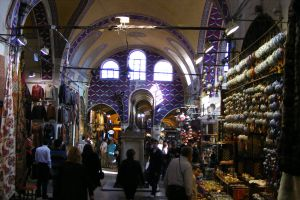 A Peek Inside The Grand Bazaar by deviantmike423