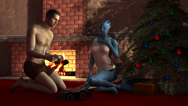 Christmas 2011 by DarklordIIID