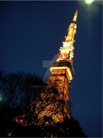 Tower to Reach the Stars by Kaoru27Umi