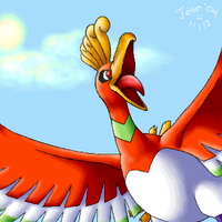 Ho-oh by stardroidjean