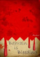 Bahrain Is Bleeding by syedhumdani