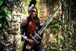 Flayern armor -5 by AtelierFantastique
