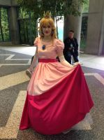 Princess Peach by deathraven479