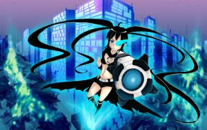 .:Black Rock Shooter:. by bubblesfish