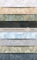 8 Aquarel Backgrounds by Divenadesign