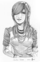 Christina Grimmie by SnellSnail