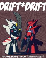 VS DRIFT by sin-nos
