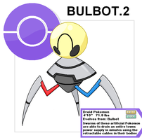 Bulbot.2 by Cerulebell