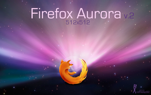 Firefox Aurora by andreasp92