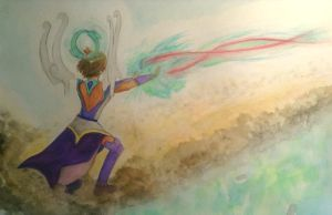 Karma: Soulflare! (League of Legends) by panandora