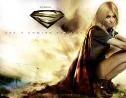 Supergirl movie - Wallpaper by Imperium-Hero