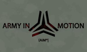 Army In Motion Emblem by Arctic-Hunter
