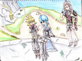 BBS-'before the battle' by ReveVen