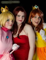 The Damsels in Distress by Come-On-Cosplay