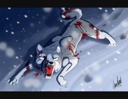 Ginga Shiro by TussenSessan