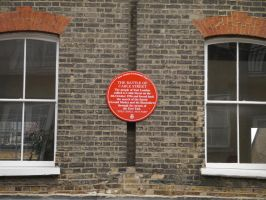 Battle of Cable Street Plaque by Party9999999