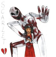 Scarlet Fitch by Pikana-Chuster