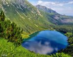 Mountains - Morskie Oko by miirex