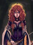 I am Merida, Queen of Clan Dunbroch by pandatails