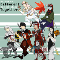 Together we Stand by Winged-Moon