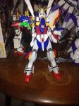Mg GF14-01P BURNSHINE GUNDAM by pugwash1