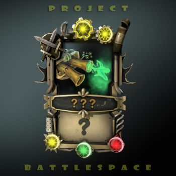 Playing Card - Project Battlespace by Iggy-design
