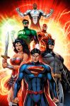 Justice League Commission by JPRart