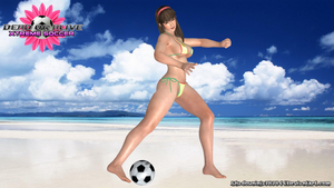 DOA Xtreme Soccer - Playtime Vacation 9 by Shadowninja787844