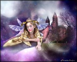 concours cathedrale et ailee by roserika