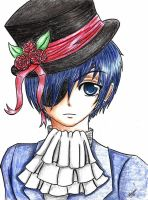 I give you...Ciel by reikohattori
