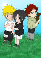 Sasuke doesn't like to share by Siriuslymine4eva