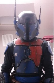 My Mandalorian by TheCabinetmaker