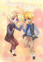 Hetalia DJ - Sugar and Spice by Hetalia-Canada-DJ