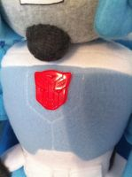 Blurr is an Autobot by PlanetPlush