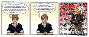 FFXIV Comic: Some Sort of Whelmed by bchart