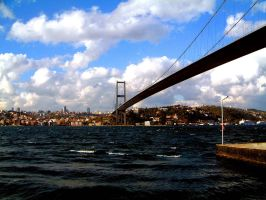 Bosphorus by desertsun