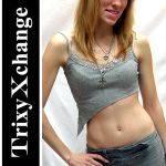 TX Hot Tank Top by TrixyXchange