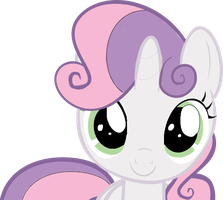 Sweetie Belle by SlimCappy