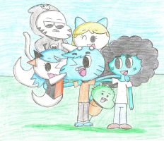 Watterson Kids Photo by CartoonDude95