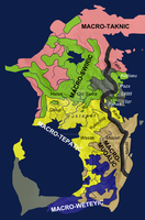 Linguistic Map of Tiptum by conciliarityoftepat